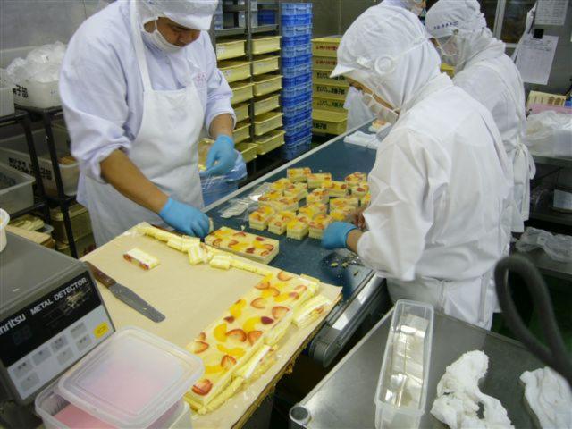いかりスーパーマーケット 洋菓子工場の画像・写真